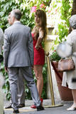 Penelope Cruz On the set 'The Bop Cameron' in Rome July 21