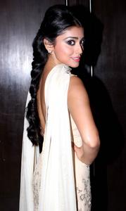 Shriya Saran - Blockbuster Magazine Launch in Novotel, Mumbai on July 8, 2012 - x3 UHQ