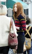 Карен Гиллан, фото 112. Karen Gillan shopping in London MAR-6-2012, foto 112