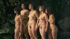 naked Nude opera