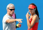 Ана Иванович, фото 1609. Ana Ivanovic practices for 2012 Australian Open - Melbourne - 15/01/12, foto 1609