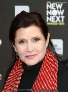 th 282400404 carrie 122 337lo Carrie Fisher would like to be in the next Star Wars movie