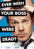 Horrible Bosses-new posters
