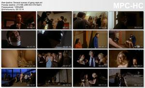 Several scenes of gang rape