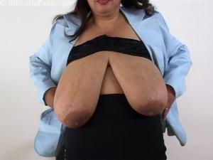 Latina rallos big boob