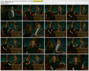 Shirley Manson -- The Late Late Show with Craig Ferguson -- 2009-02-12