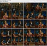 Cobie Smulders - Craig Ferguson 11/21/08 (SDTV)