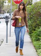 Джордана Брюстер, фото 1241. Jordana Brewster - booty in jeans leaving Lemonade in West Hollywood 02/29/12, foto 1241