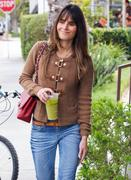 Джордана Брюстер, фото 1238. Jordana Brewster - booty in jeans leaving Lemonade in West Hollywood 02/29/12, foto 1238