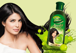 Priyanka Chopra - Dabur Amla Hair Oil Ad - x1 HQ