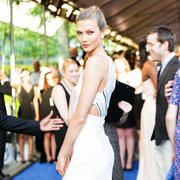 Karlie Kloss - 2014 CFDA Fashion Awards in New York 06/02/14